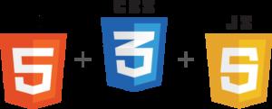 html-css-javascript-logos